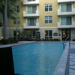 Photo taken at Residences Poolside by Amber K. on 2/19/2012
