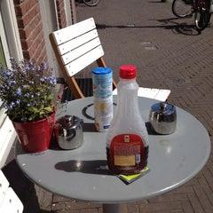 Photo taken at De Overkant by Ron K. on 5/14/2012