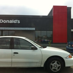 Photo taken at McDonald's by Chris on 5/12/2012