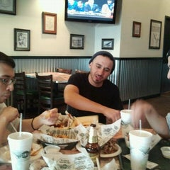 Photo taken at Wingstop by Jose C. on 3/27/2012