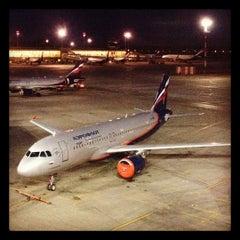 Photo taken at Терминал E / Terminal E by Artem K. on 4/25/2012