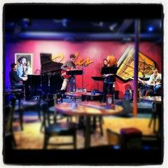 Photo taken at Ryles Jazz Club by Alex H. on 2/23/2012