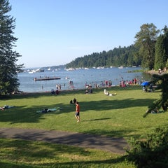 Photo taken at Seward Park by Brrian on 7/9/2012
