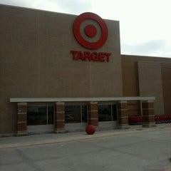 """Photo taken at Target by Anita """"Peaches"""" J. on 2/19/2012"""