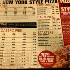 Photo taken at Casero Pizza & Specialty Breads by Jay W. on 7/28/2012
