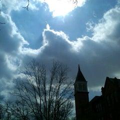 Photo taken at Northeastern State University by Kaylan T. on 4/9/2012