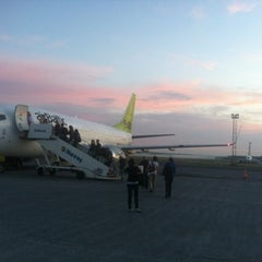 Photo taken at RIX | Terminal D by Vladimir B. on 8/5/2012