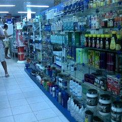 Photo taken at Farmácia Pague Menos by Jessica S. on 4/30/2012
