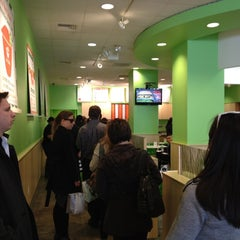 Photo taken at Just Salad by Lee H. on 2/23/2012