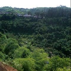 Photo taken at Lembang Asri by Galih B. on 3/3/2012