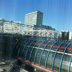 Photo taken at Station Amsterdam Sloterdijk by Hamdi A. on 6/16/2012