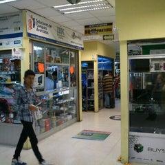 Photo taken at Plaza De La Tecnología by Hal G. on 6/25/2012