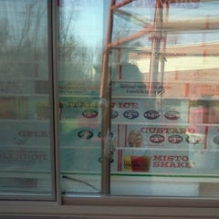 Photo taken at Rita's by kaleesi R. on 3/17/2012