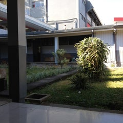 Photo taken at Sala de Maestría-Escuela de Historia UNA by Alejandro  M. on 2/22/2012