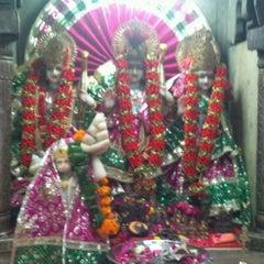 Photo taken at Sri hanuman temple by Himanshu S. on 4/3/2012