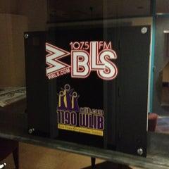 Photo taken at WBLS-FM 107.5 by Lynn D. on 8/21/2012