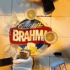 Photo taken at Bar Brahma by Guilherme W. on 7/14/2012