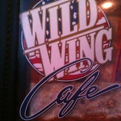 Photo taken at Wild Wing Cafe by Dennae S. on 8/21/2011