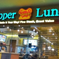 Photo taken at Pepper Lunch by Mark C. on 9/4/2011