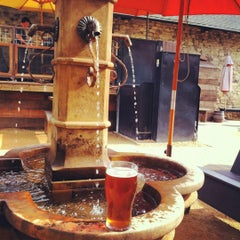 Photo taken at HopMonk Tavern by Lulu B. on 4/27/2012