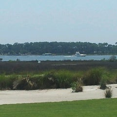 Photo taken at Nicklaus Course at Bay Point by Ricky D. on 5/22/2012