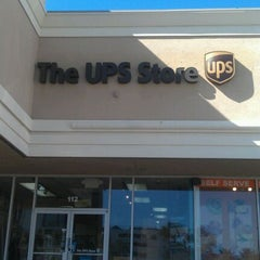 Photo taken at The UPS Store by Diana Q. on 11/22/2011