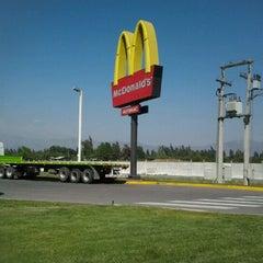 Photo taken at McDonald's by Juan M. on 11/9/2011