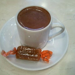 Photo taken at Cacao Drink Chocolate by Carol N. on 9/26/2011