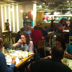 Photo taken at Wahaca by Max P. on 7/30/2012