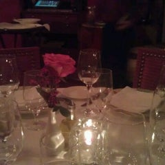Photo taken at Taberna Del Alabardero by Zsa Zsa S. on 3/18/2012