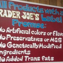 Photo taken at Trader Joe's by Hobie A. on 5/26/2012