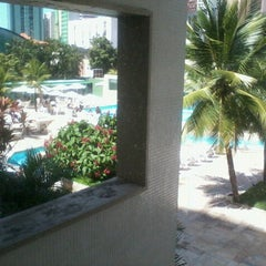 Photo taken at Mercure Recife Mar Hotel Conventions by Cecília S. on 7/7/2012