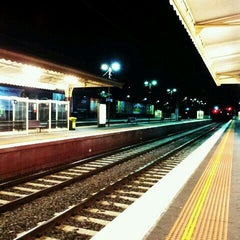 Photo taken at South Yarra Station by Lee M. on 3/14/2012
