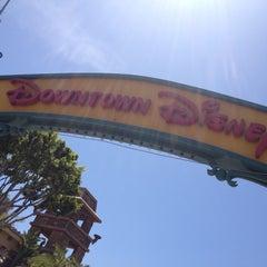 Photo taken at Downtown Disney Parking Lot by Efesepe M. on 6/8/2012