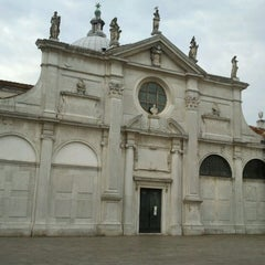 Photo taken at Chiesa di Santa Maria Formosa by Marco S. on 8/26/2012