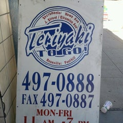 Photo taken at Teriyaki To Go by Mardriss N. on 7/20/2012