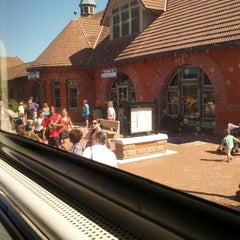 Photo taken at Kalamazoo Transportation Center - Amtrak (KAL) by Christopher S. on 8/6/2012