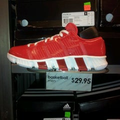 Photo taken at adidas Factory Outlet by Jason L. on 9/24/2011