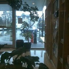 Photo taken at Cameron Village Regional Library by Lin H. on 2/16/2012