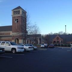 Photo taken at St. Mark's Catholic Church by Julian K. on 3/4/2012