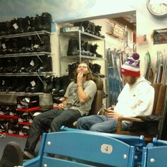 Photo taken at Clark's Snowsports by Isaiah S. on 12/8/2011
