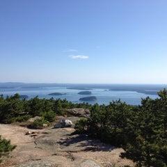 Photo taken at Dorr Mountain by John D. on 7/22/2012
