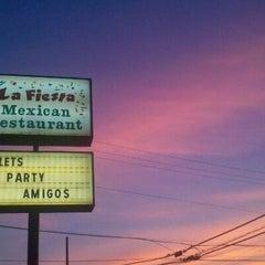 Photo taken at La Fiesta by Catherine R. on 10/21/2011