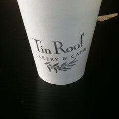 Photo taken at Tin Roof Bakery by J M. on 5/7/2011