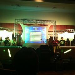 Photo taken at University Center Ballroom by Jerome S. on 2/19/2012