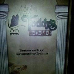 Photo taken at Teddy's Restaurant by Bri H. on 2/21/2012