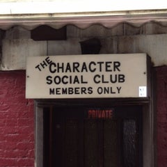 Photo taken at The Character Social Club by Jenifer S. on 1/15/2011