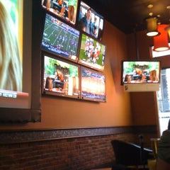 Photo taken at Frankie's Sports Bar & Grill by Amanda L. on 10/15/2011