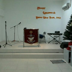 """Photo taken at PD """" Yobel Praise Centre """" by mcell a. on 2/1/2012"""