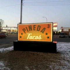Photo taken at Pineda Tacos #3 by JVC on 12/2/2011